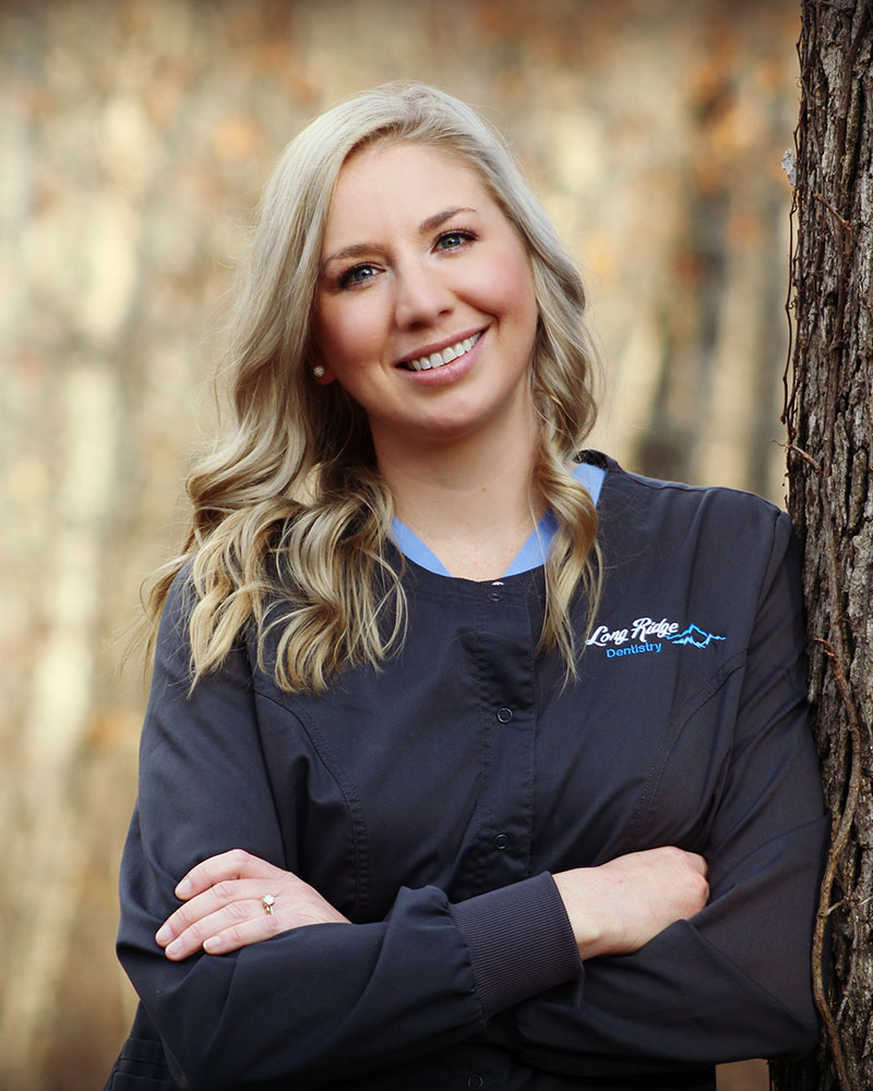 Jenna Hutchens - Dental Hygienist